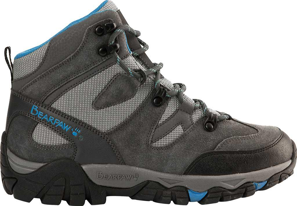 3fef5353637 Women's Gray Corsica Solids Waterproof Hiking Boot
