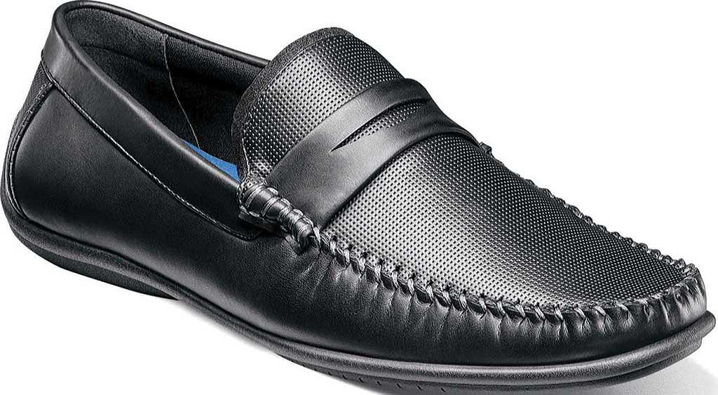 362d519bd94 Lyst - Nunn Bush Quail Valley Penny Loafer in Black for Men - Save 19%