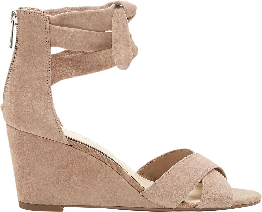 798c9a4c4b Jessica Simpson Cyrena Wedge Sandal in Natural - Lyst