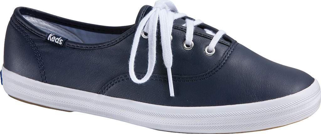 b09b8a45e7d62 Keds - Blue Champion Oxford Leather Sneaker - Lyst. View fullscreen