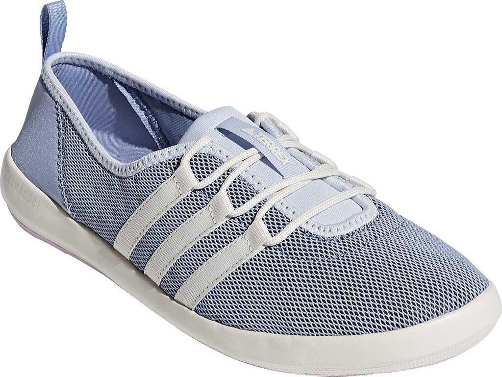 lyst adidas terrex climacool boot mit wasser schuh in blau