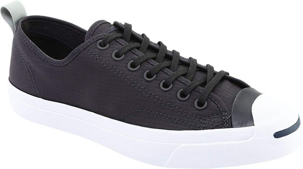 82261c389e68 Lyst - Converse Jack Purcell Jack Ox Micro Ripstop Sneaker in Black ...