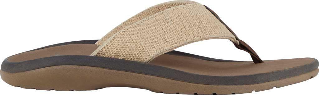97490e2ae828 Dockers - Natural Skipper Thong Sandal for Men - Lyst. View fullscreen