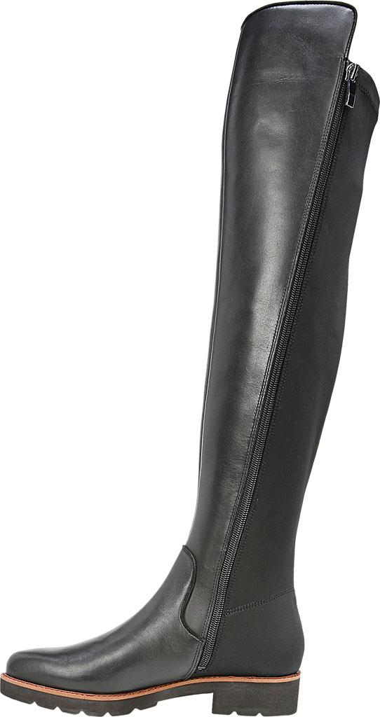 21b84606864 Lyst - Sarto Benner Over The Knee Boot in Black