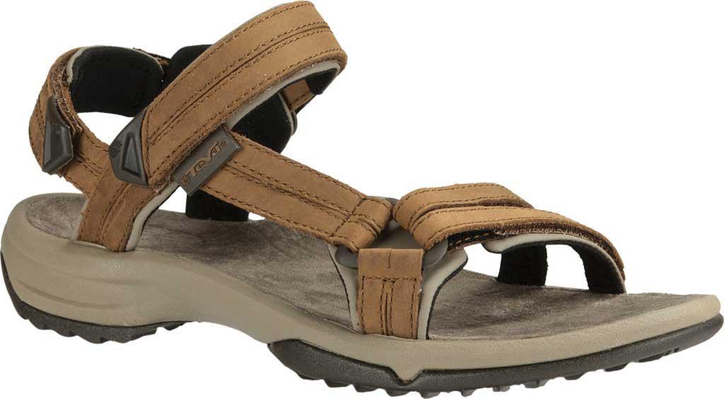 b416c3e74e38 Lyst - Teva Terra Fi Lite Leather Active Sandal in Brown for Men