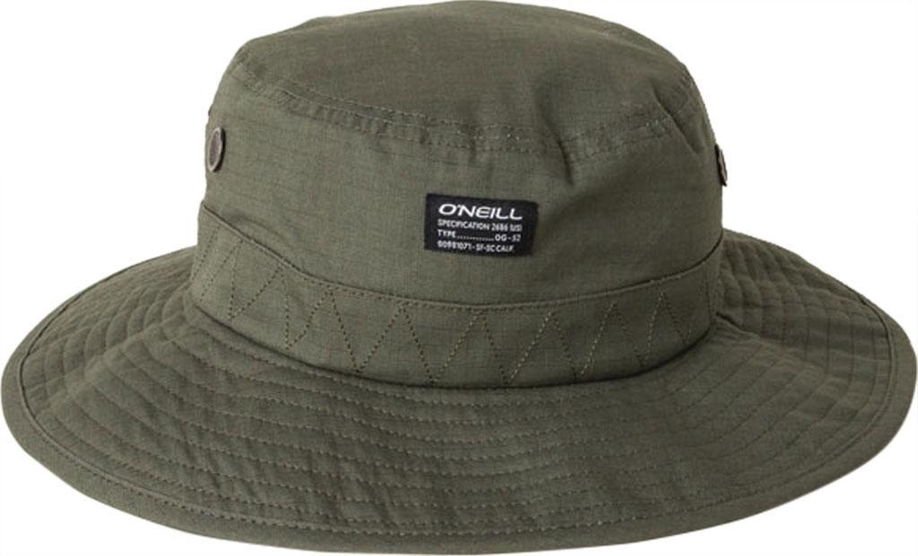 4bc335e8f26 Lyst - O neill Sportswear Traveler Surf Bucket Hat in Green for Men