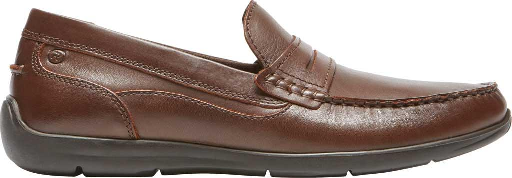 2a903b4b60d Rockport - Brown Cullen Penny Loafer for Men - Lyst. View fullscreen