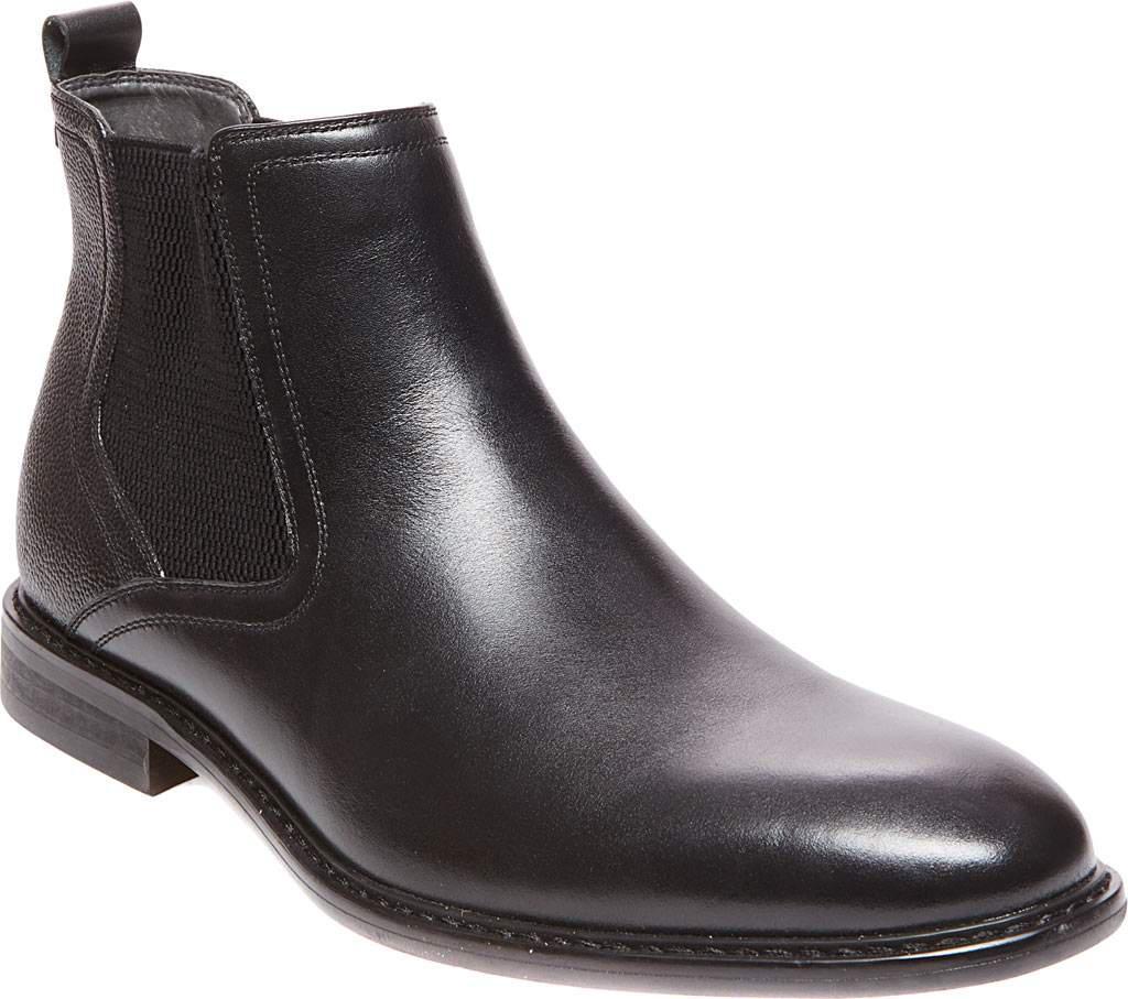 ed894f34dcc Lyst - Steve Madden Aziz Chelsea Boot in Black for Men