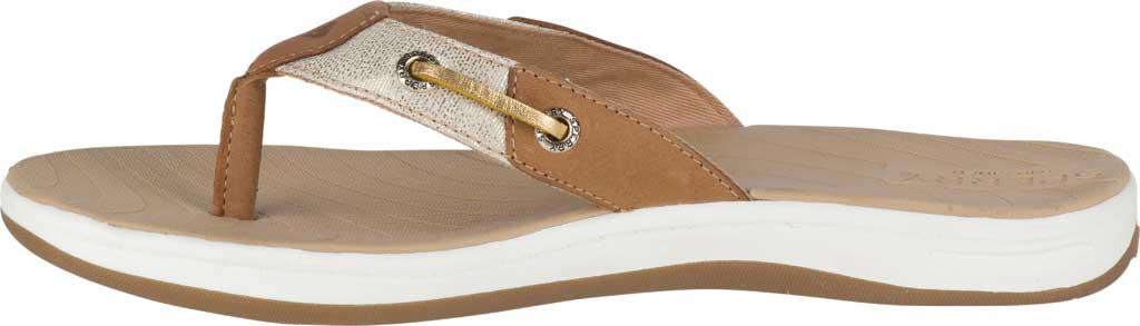 d6eb7ee2d Lyst - Sperry Top-Sider Seabrook Surf Thong in Brown