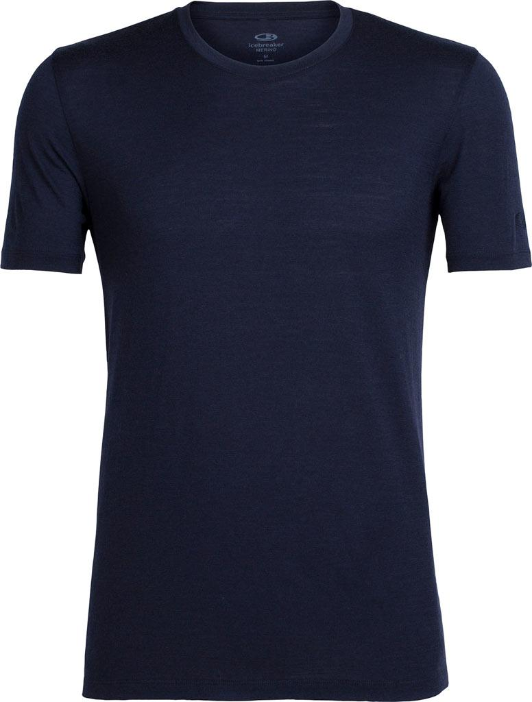63931a13 Lyst - Icebreaker Tech Lite Short Sleeve Crewe Solid Tee in Blue for ...