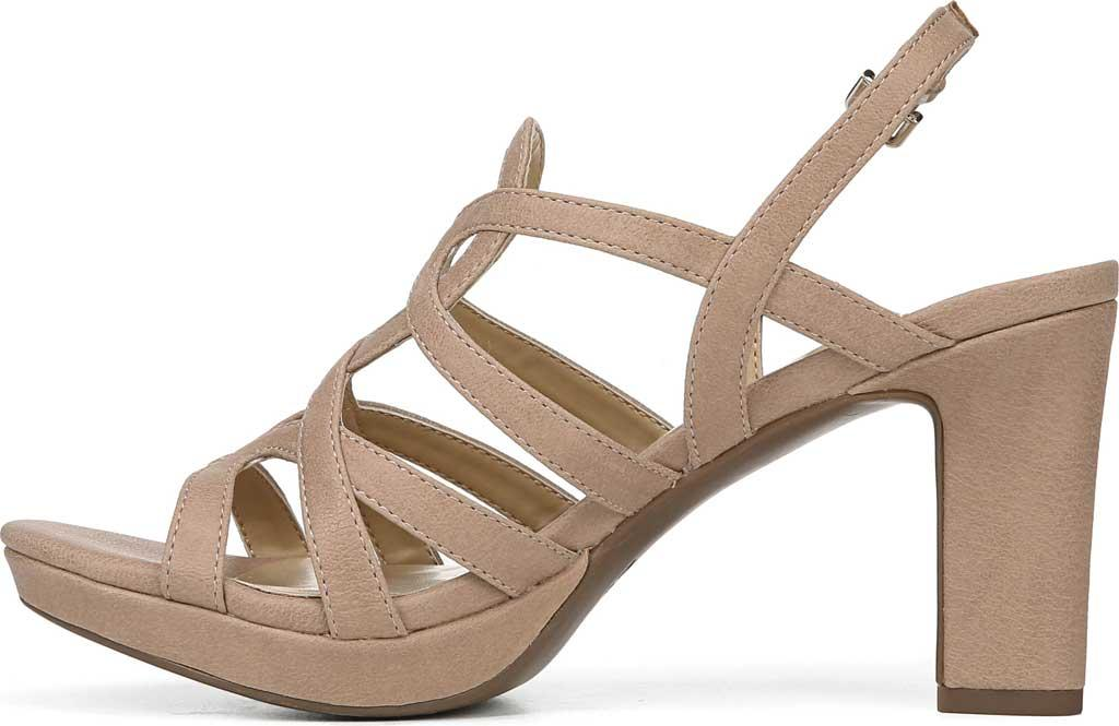 9cd7e57996 Naturalizer - Multicolor Cameron Strappy Heeled Sandal - Lyst. View  fullscreen