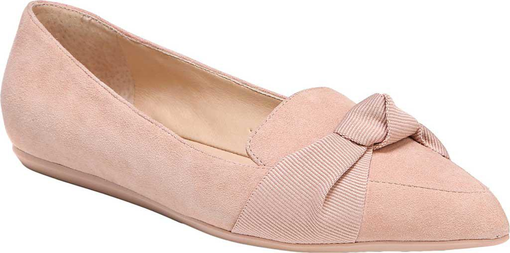 Franco Sarto Adrianni Pointed-Toe Slip-On Flats Women's Shoes PyjClIja