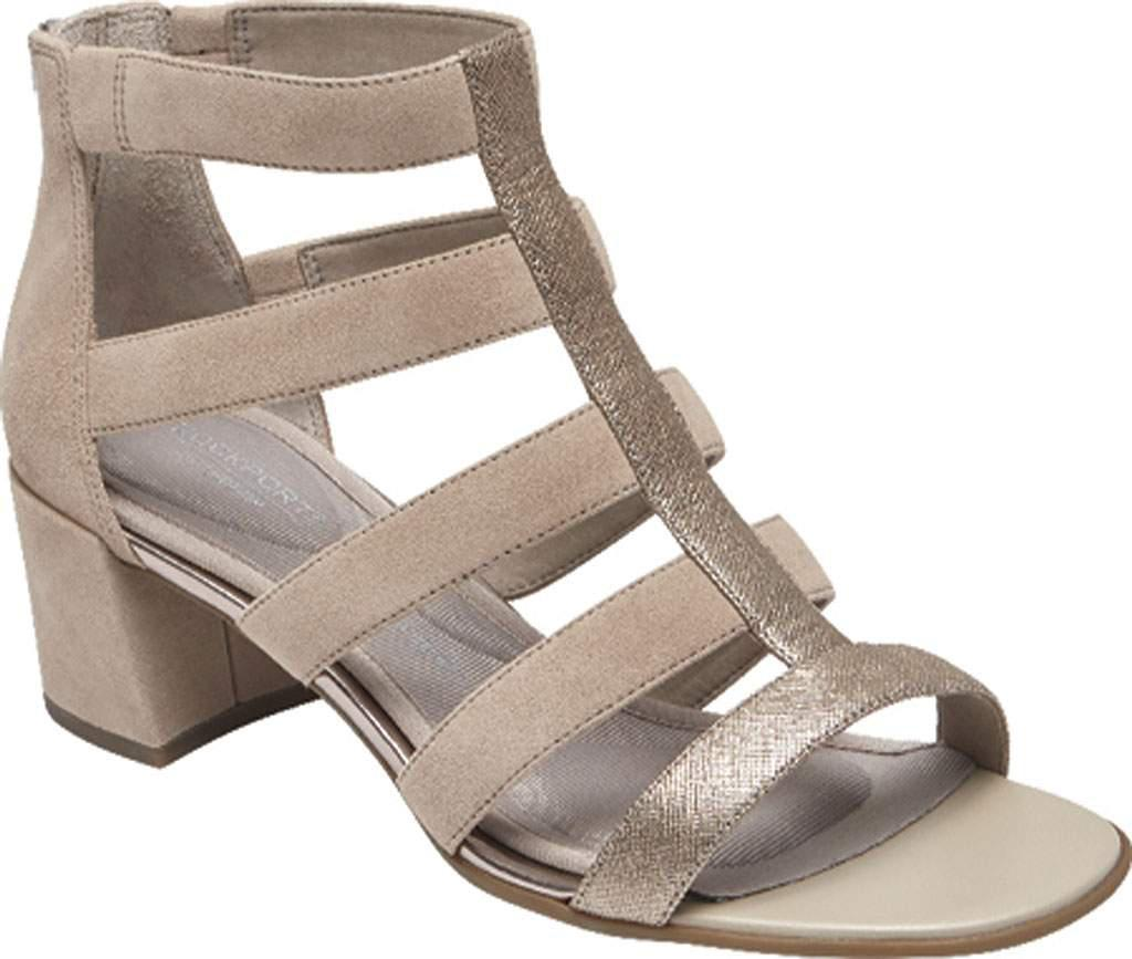 Rockport Total Motion Alaina Caged Gladiator Sandal (Women's) JBMqne8g