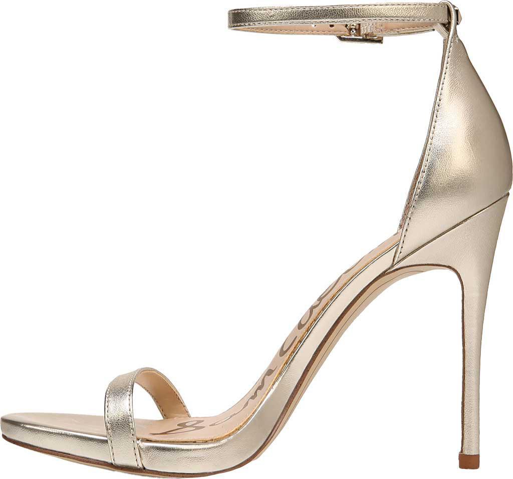 513467a44f00 Sam Edelman - Metallic Ariella Ankle Strap Sandal - Lyst. View fullscreen