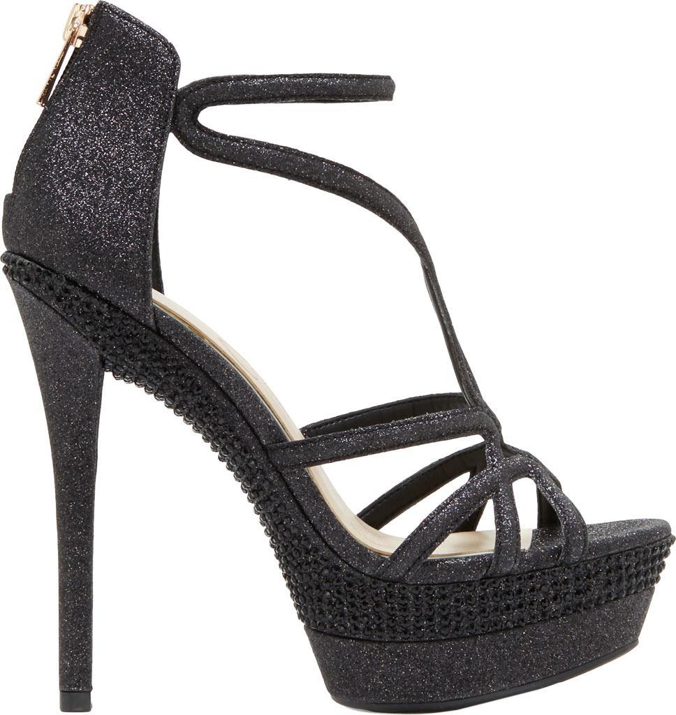 263d31e4c10e Lyst - Jessica Simpson Rozmari Platform Sandal in Black