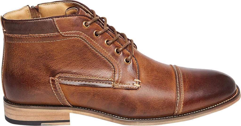 0e8d078e9f3 Lyst - Steve Madden Joyce Cap Toe Chukka Boot in Brown for Men