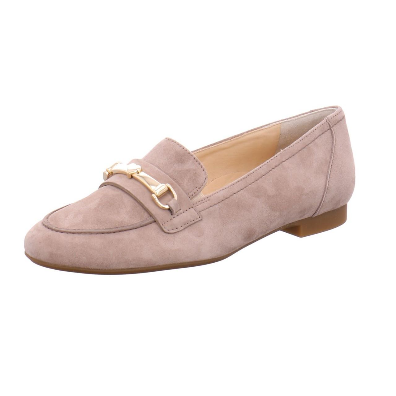 84c77d763 Paul Green Wo Classic Slip-ons 0062-2346-022/slipper in Pink - Lyst