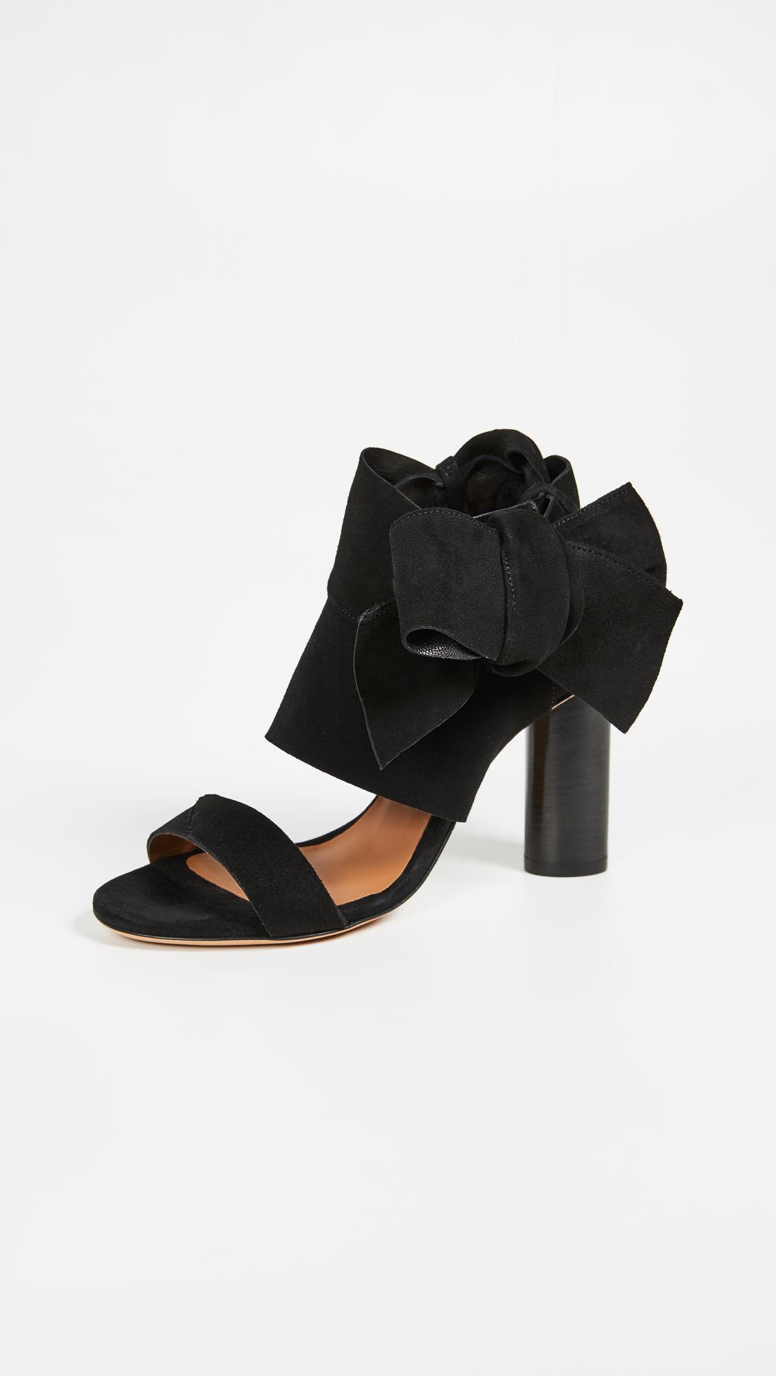 IRO Ditta Suede Sandals 0s1vNwG59V