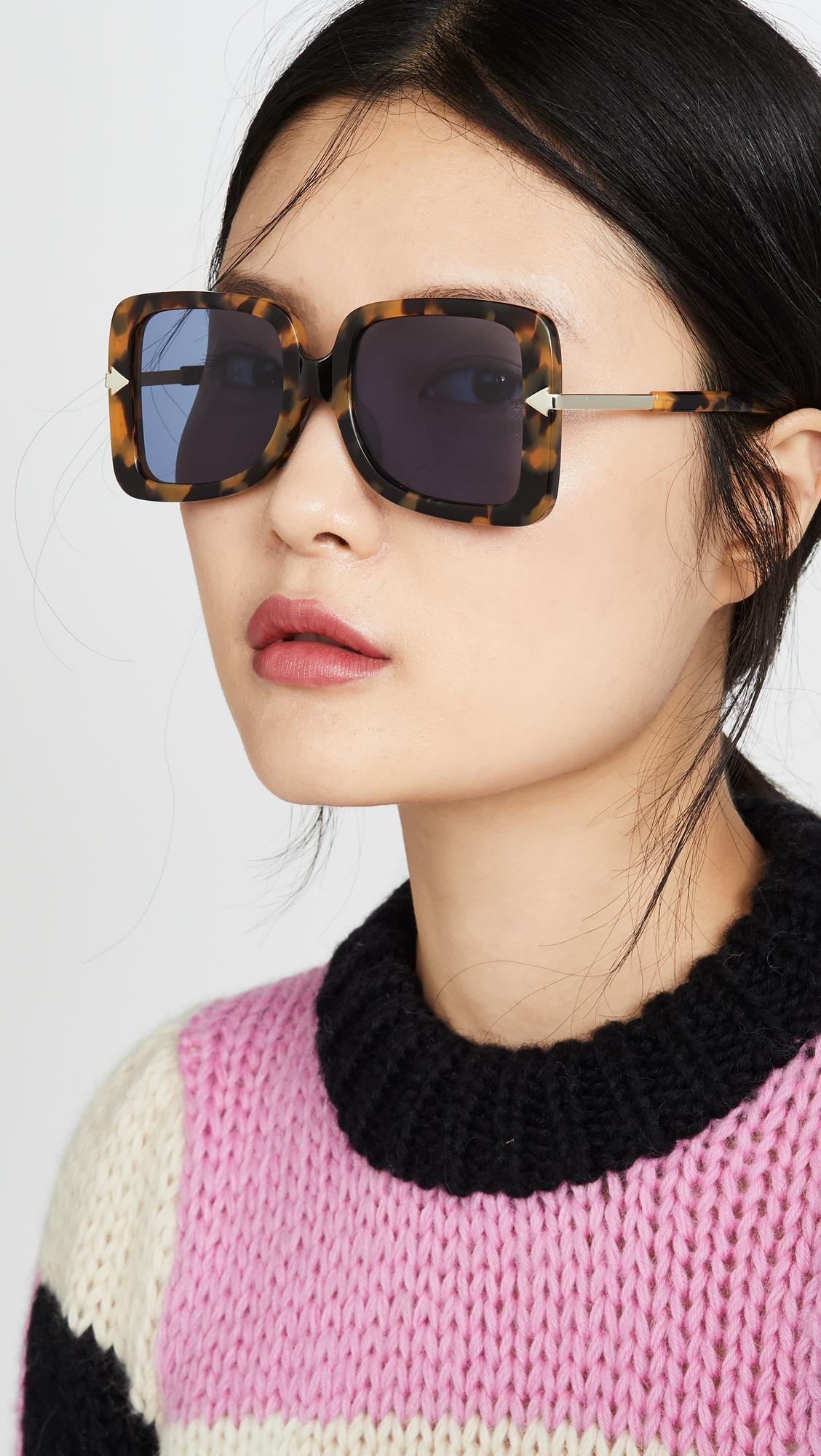 a265de0781f8 ... Alternative Fit Eden Sunglasses - Lyst. View fullscreen