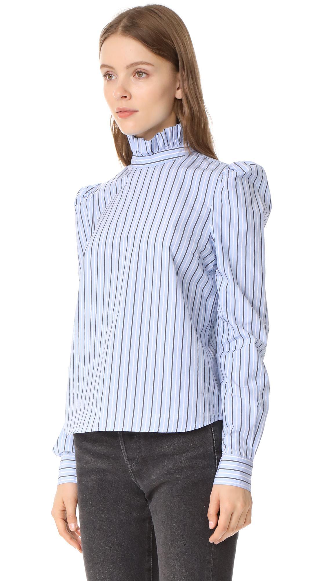 Men's XXL White Ruffled Gothic Shirt - Candy Apple ... |Ruffle Shirt