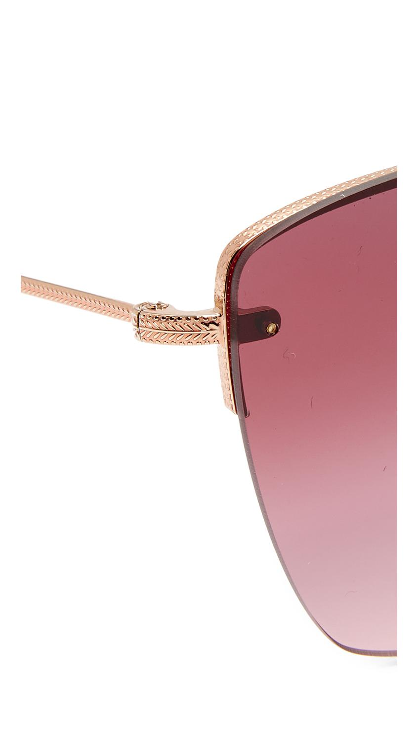 c5162fb5cee Oliver Peoples 30th Anniversary Zaine Sunglasses in Pink - Lyst