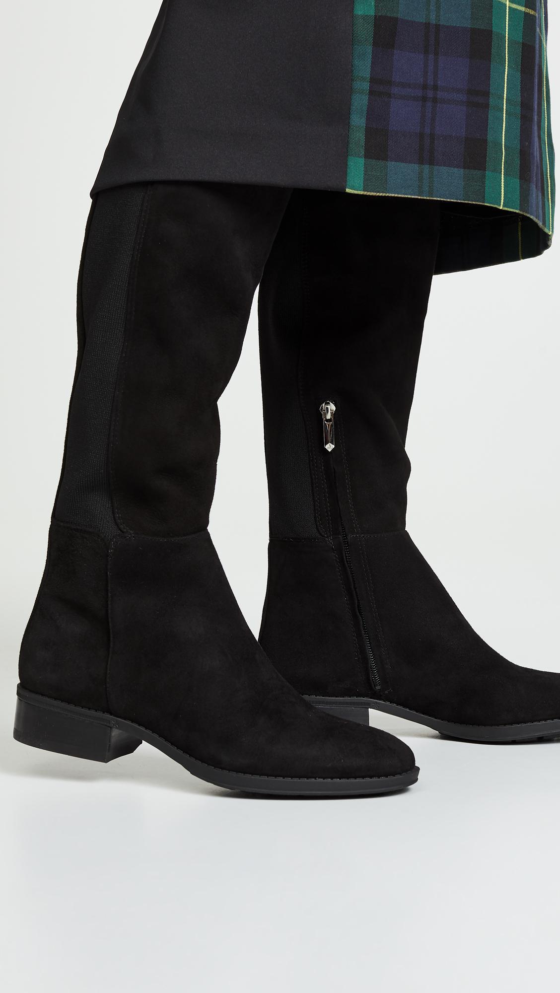 00901391023 Lyst - Sam Edelman Pam Boots in Black
