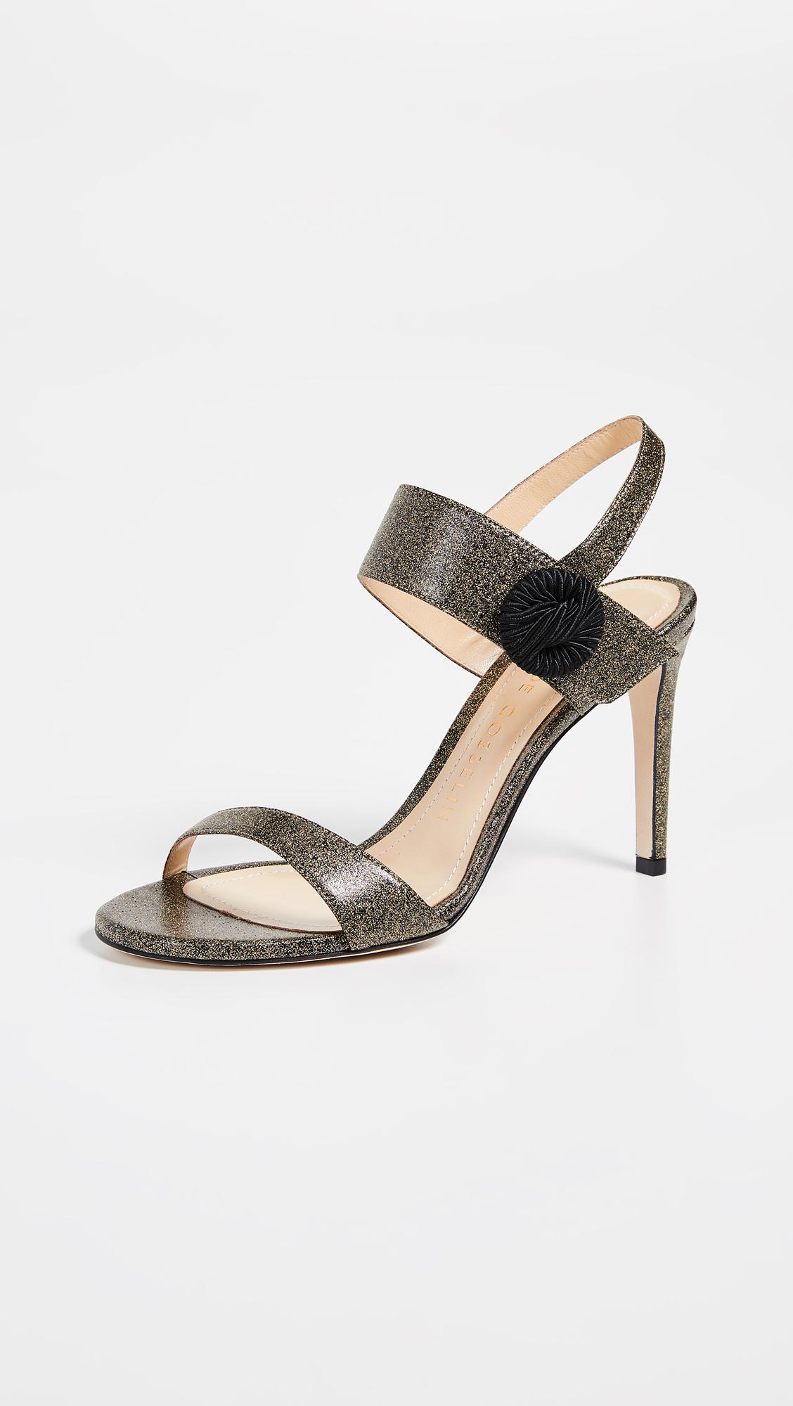 e7af95290fb9cf Chloe Gosselin. Women s Metallic Tori 90 Sandals. £656 From Shopbop