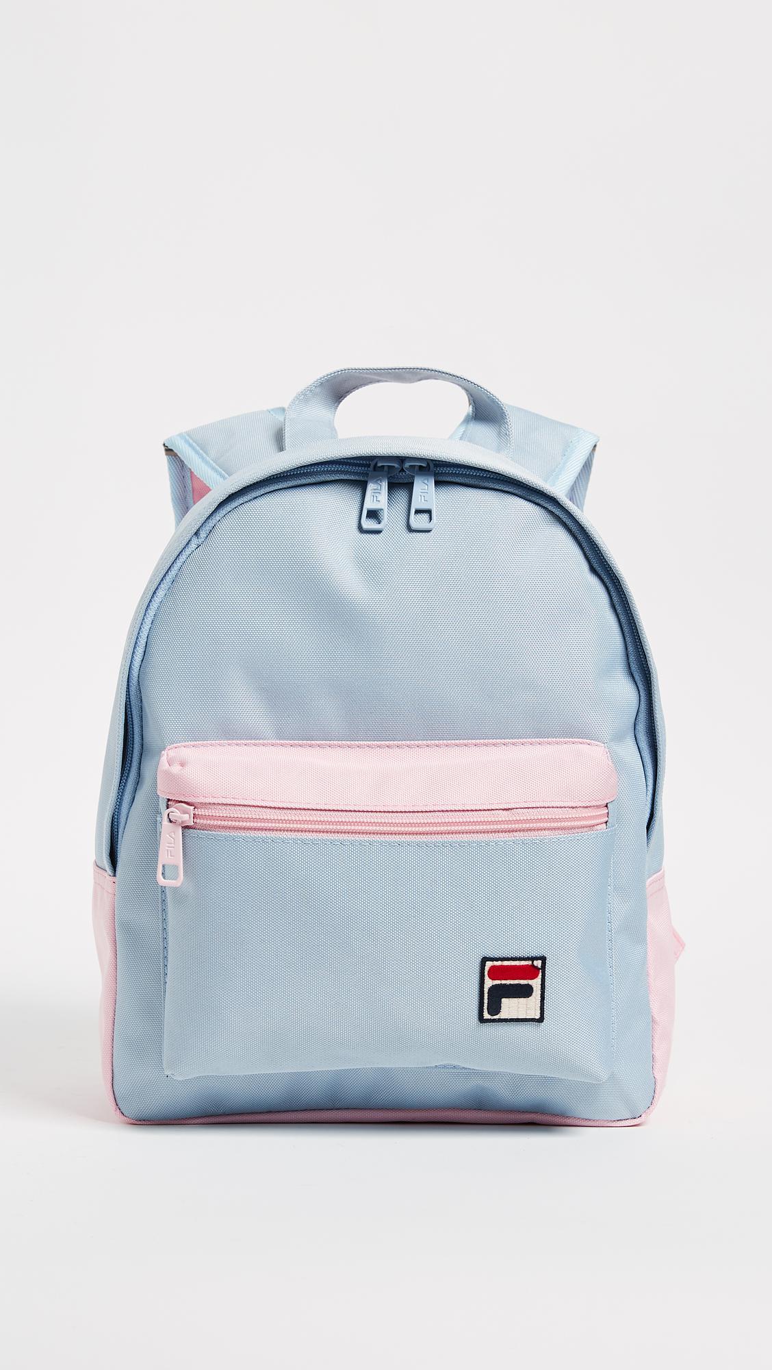 2bed00de18 Lyst - Fila Mini Backpack in Blue