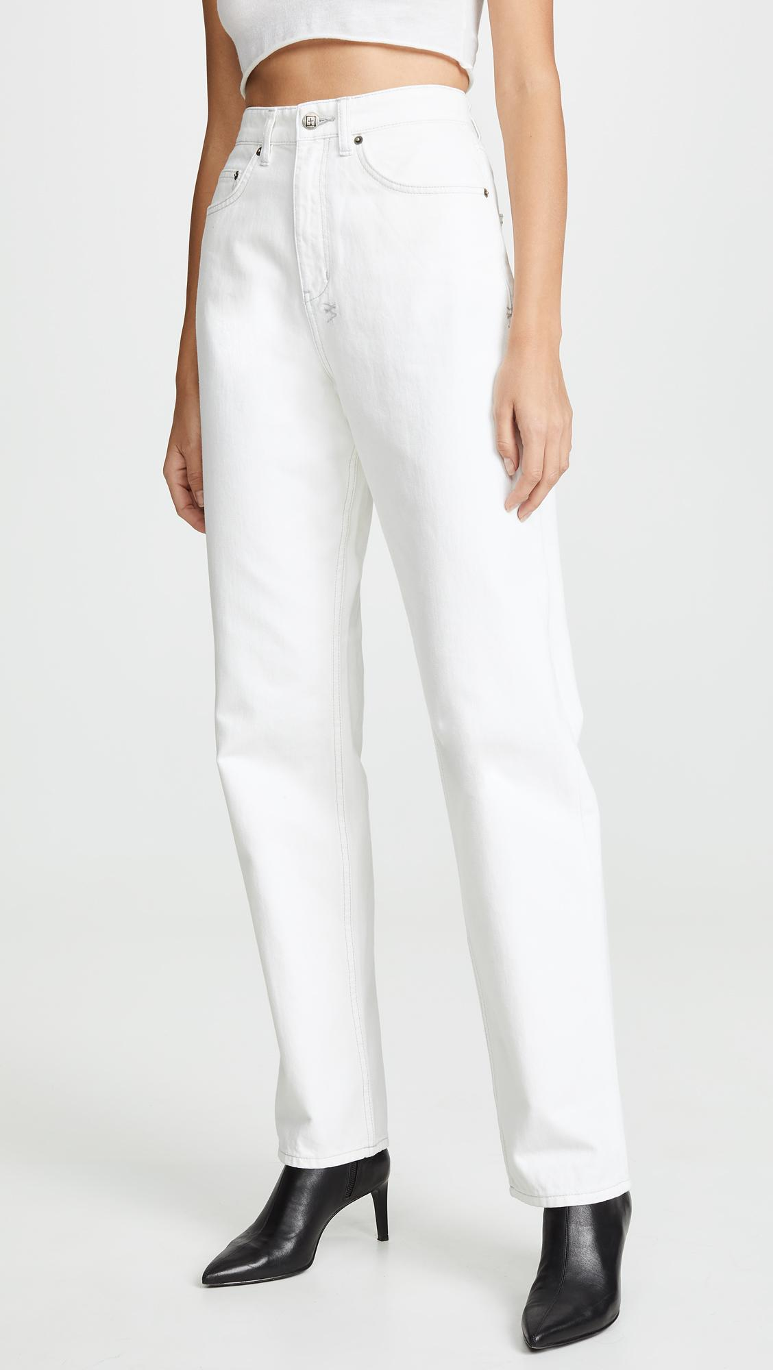 closer at differently order online Ksubi White Chalk Playback Jeans