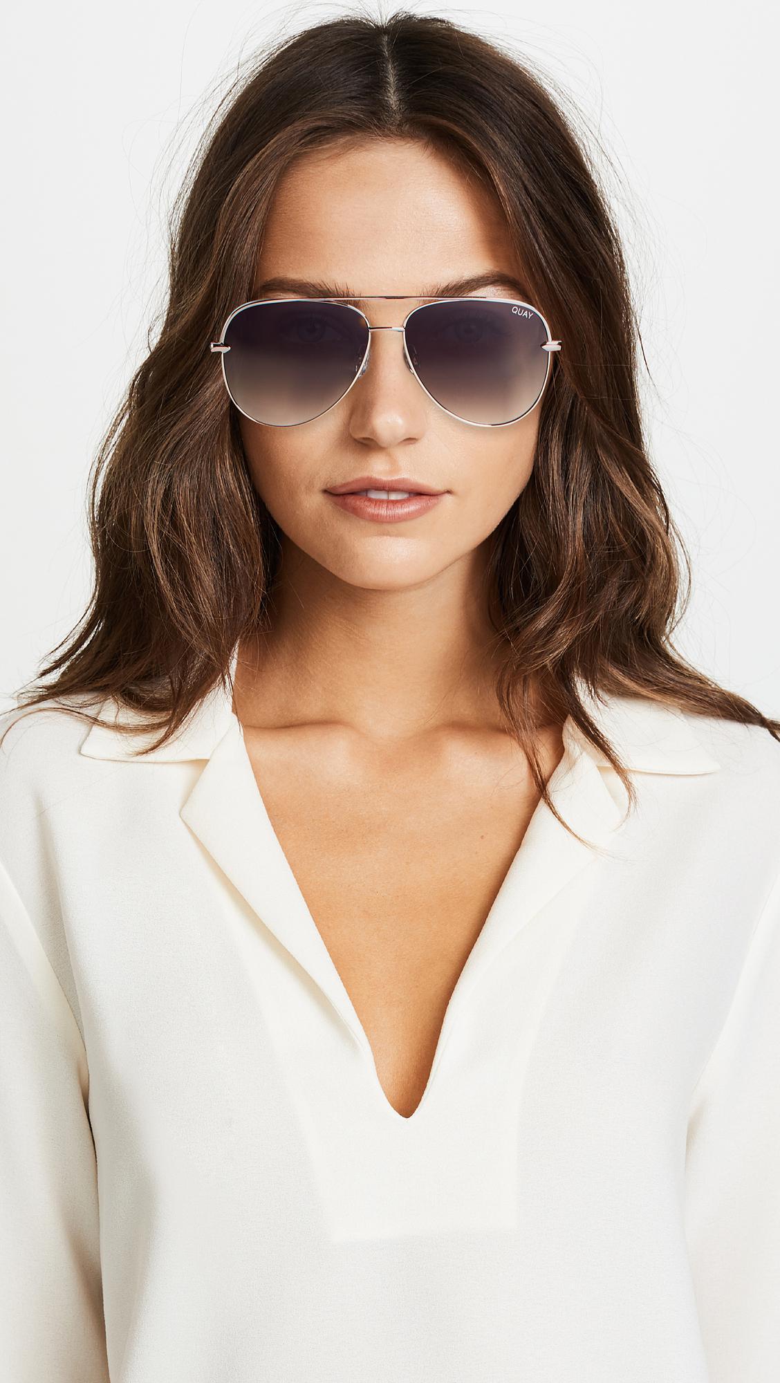 0b129841ed Quay Sahara Sunglasses - Lyst