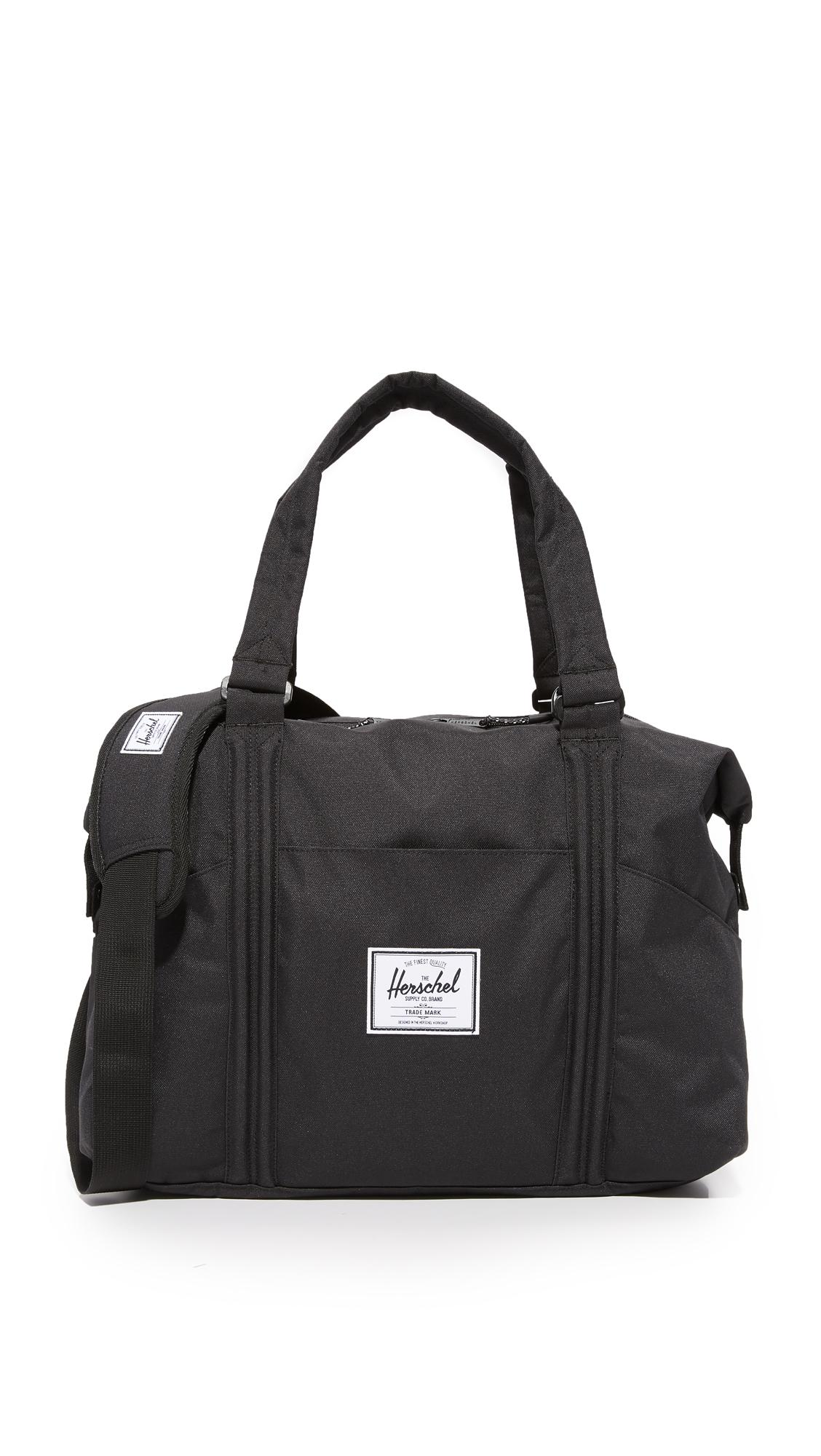 f29d7ea682f Lyst - Herschel Supply Co. Strand Sprout Diaper Bag in Black