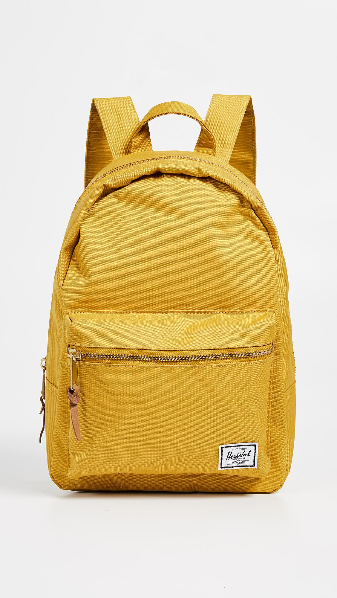 b24c222cb82 Herschel Supply Co. Grove X-small Backpack in Yellow - Lyst