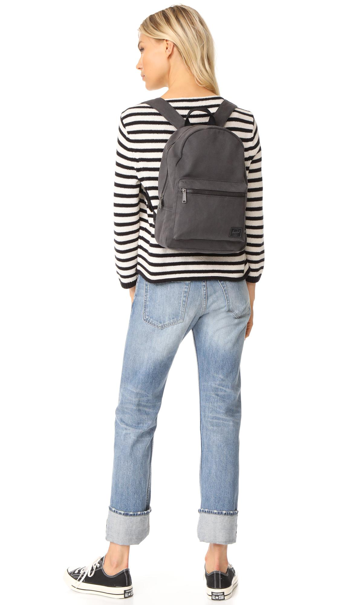 1c9bc5e4e14 Lyst - Herschel Supply Co. Grove X-small Backpack in Black