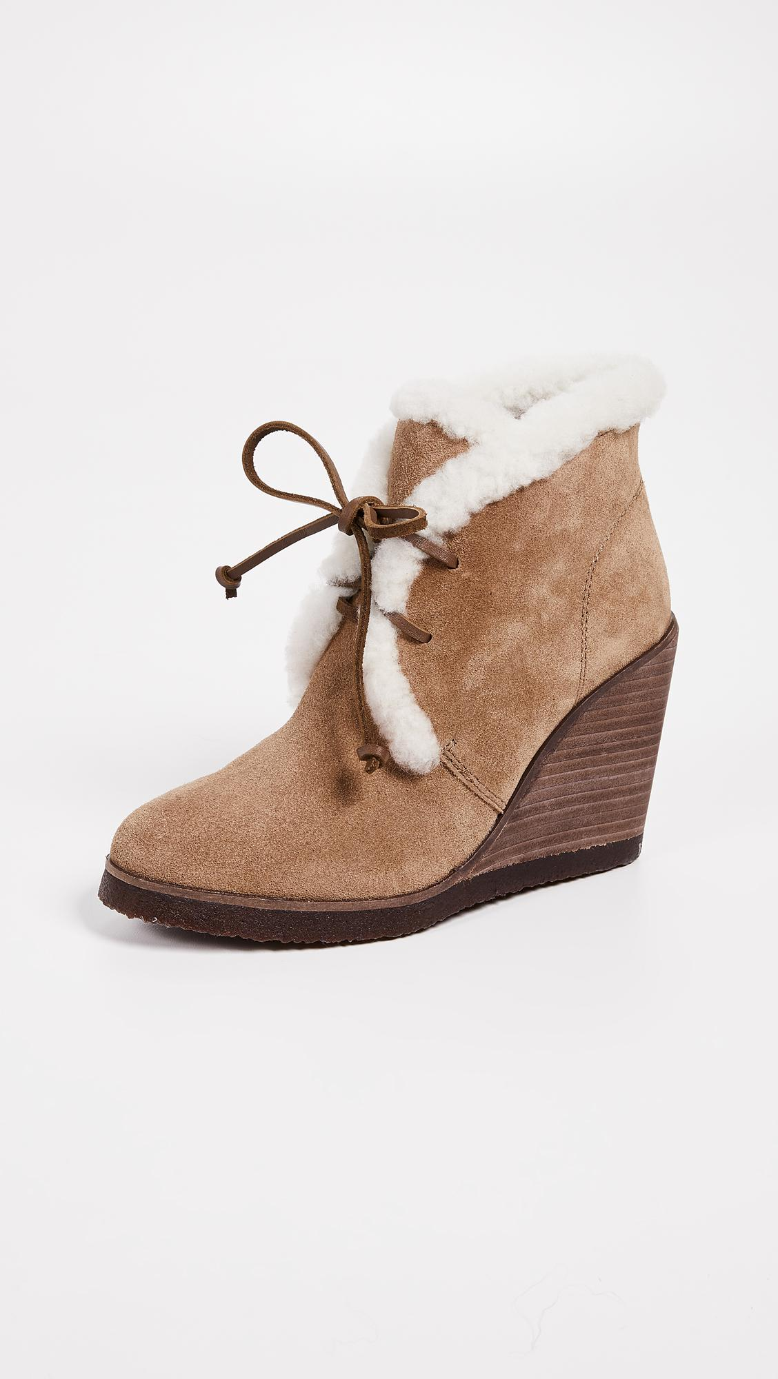 fab661a2cb62 Lyst - Splendid Catalina Ankle Boot in Brown