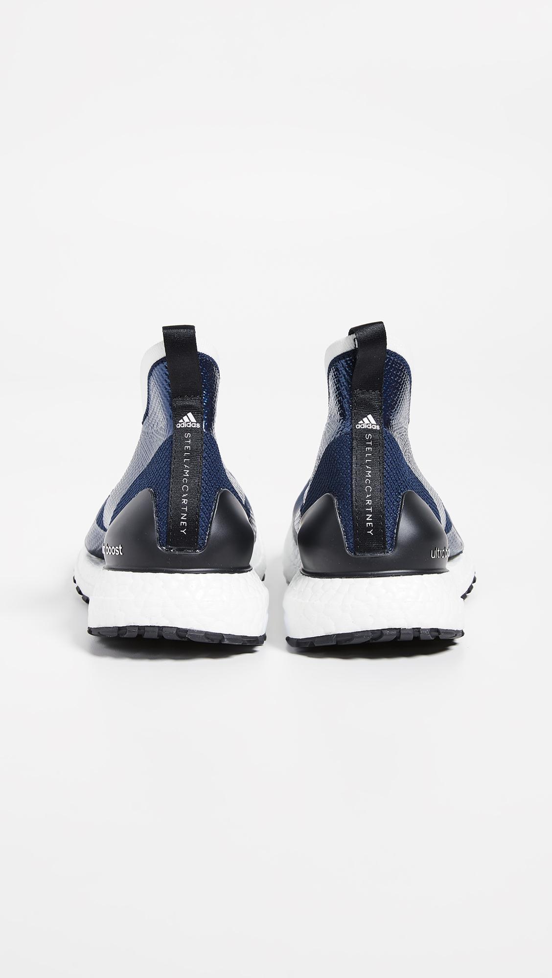 1fa123ebe7bee Adidas By Stella McCartney - Blue Ultraboost X All Terrain Sneakers - Lyst.  View fullscreen