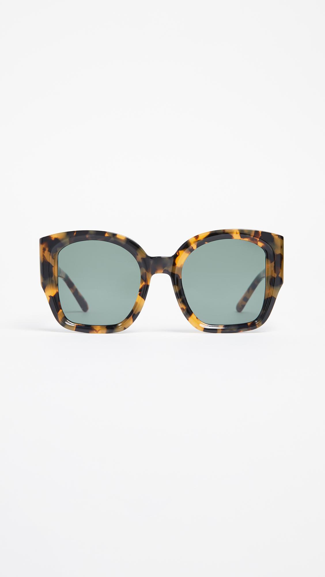 a98f7126beba ... Alternative Fit Check Mate Sunglasses - Lyst. View fullscreen