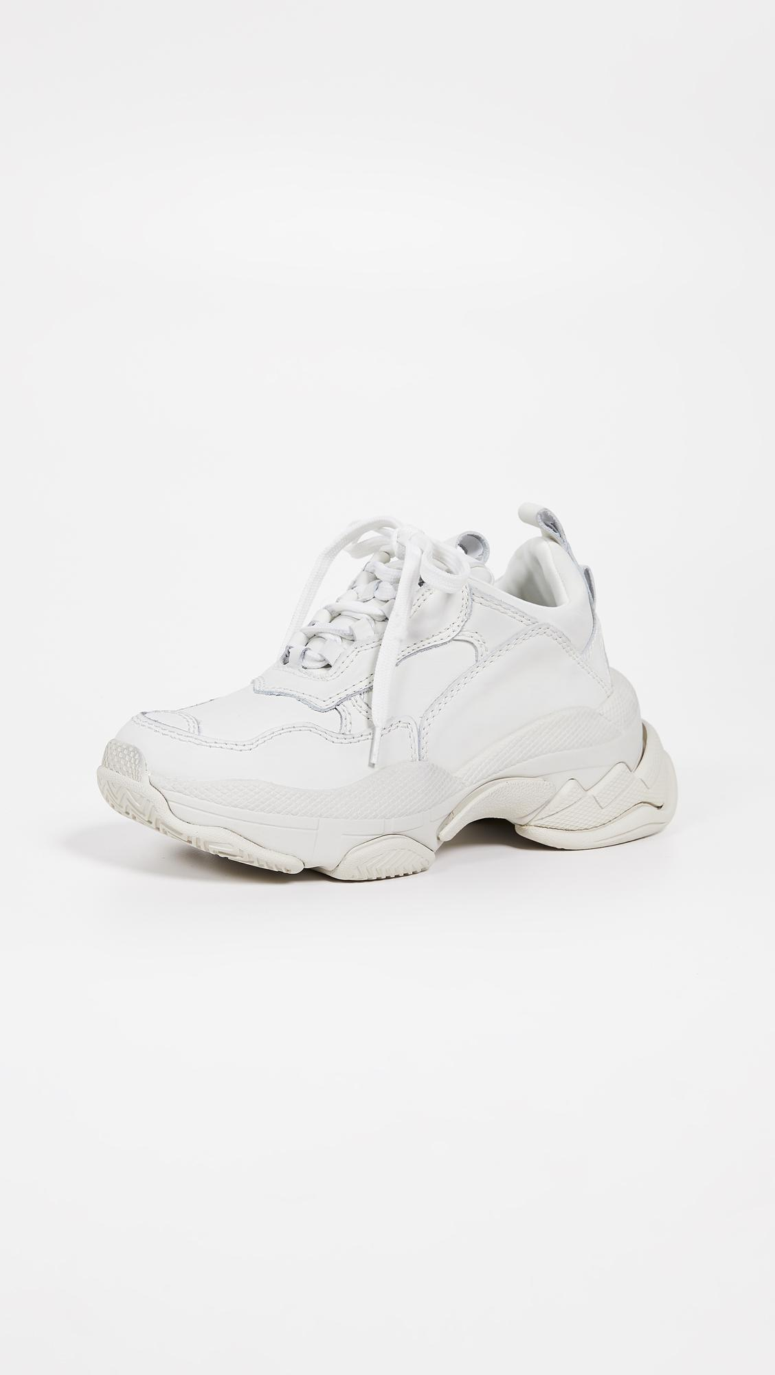 0aec4683f11 Lyst - Jeffrey Campbell Lo-fi Sneakers in White - Save 47%