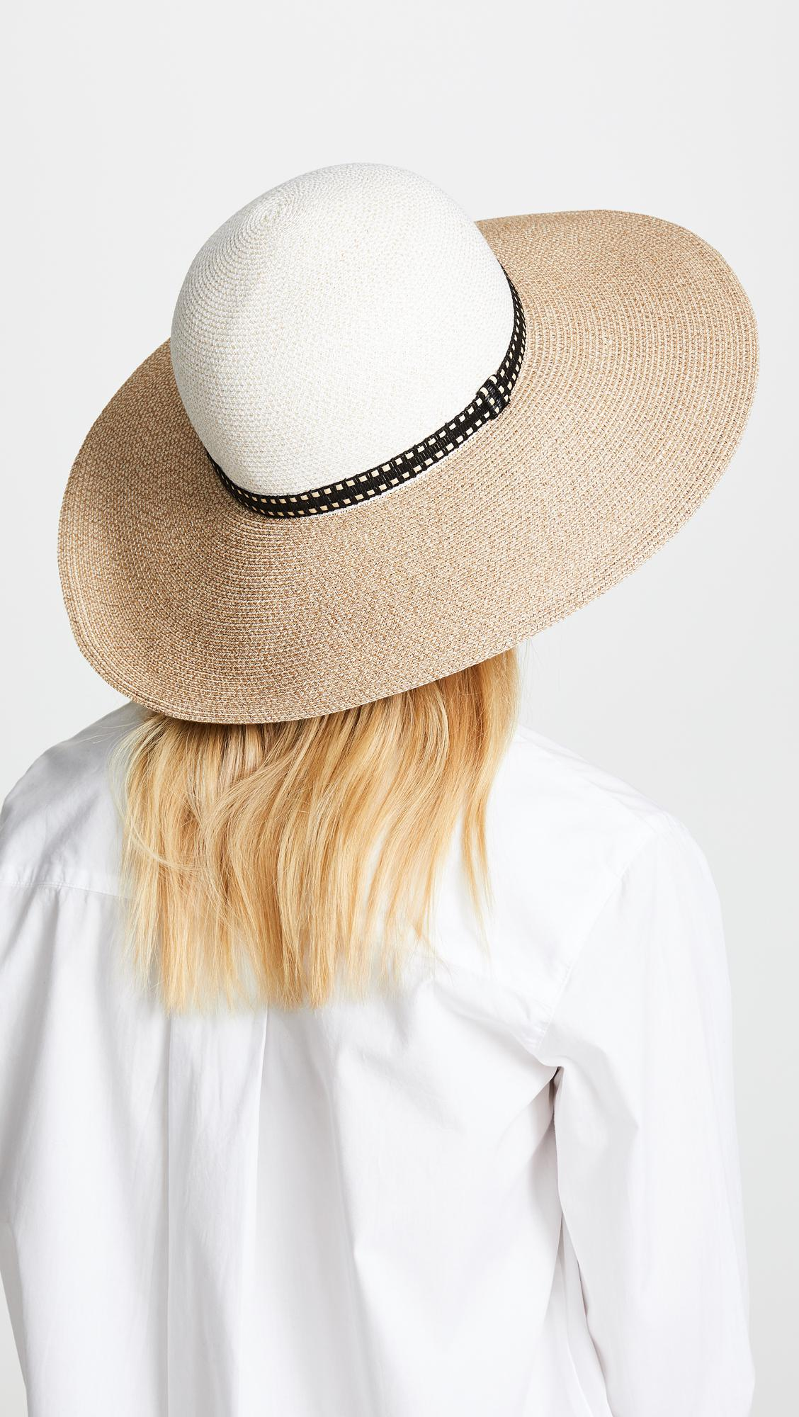 268c5ef703a29 Eugenia Kim - Natural Honey Hat - Lyst. View fullscreen