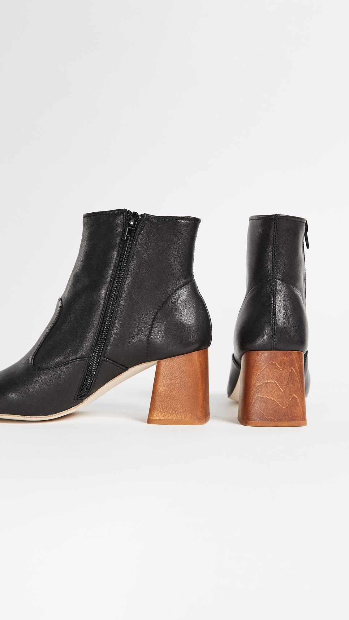 Jeffrey Campbell KOVAC - Classic ankle boots - black HwyV01eRg