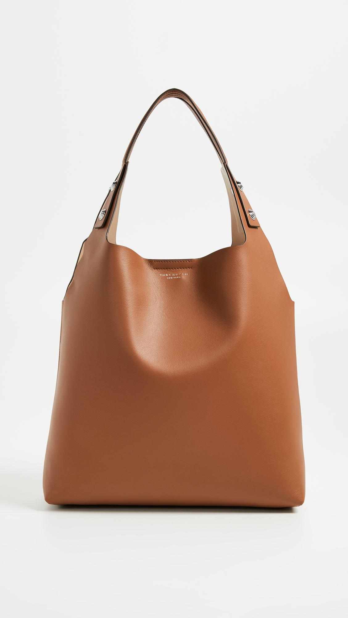 Lyst - Tory Burch Rory Tote in Brown 689dd3f1ab