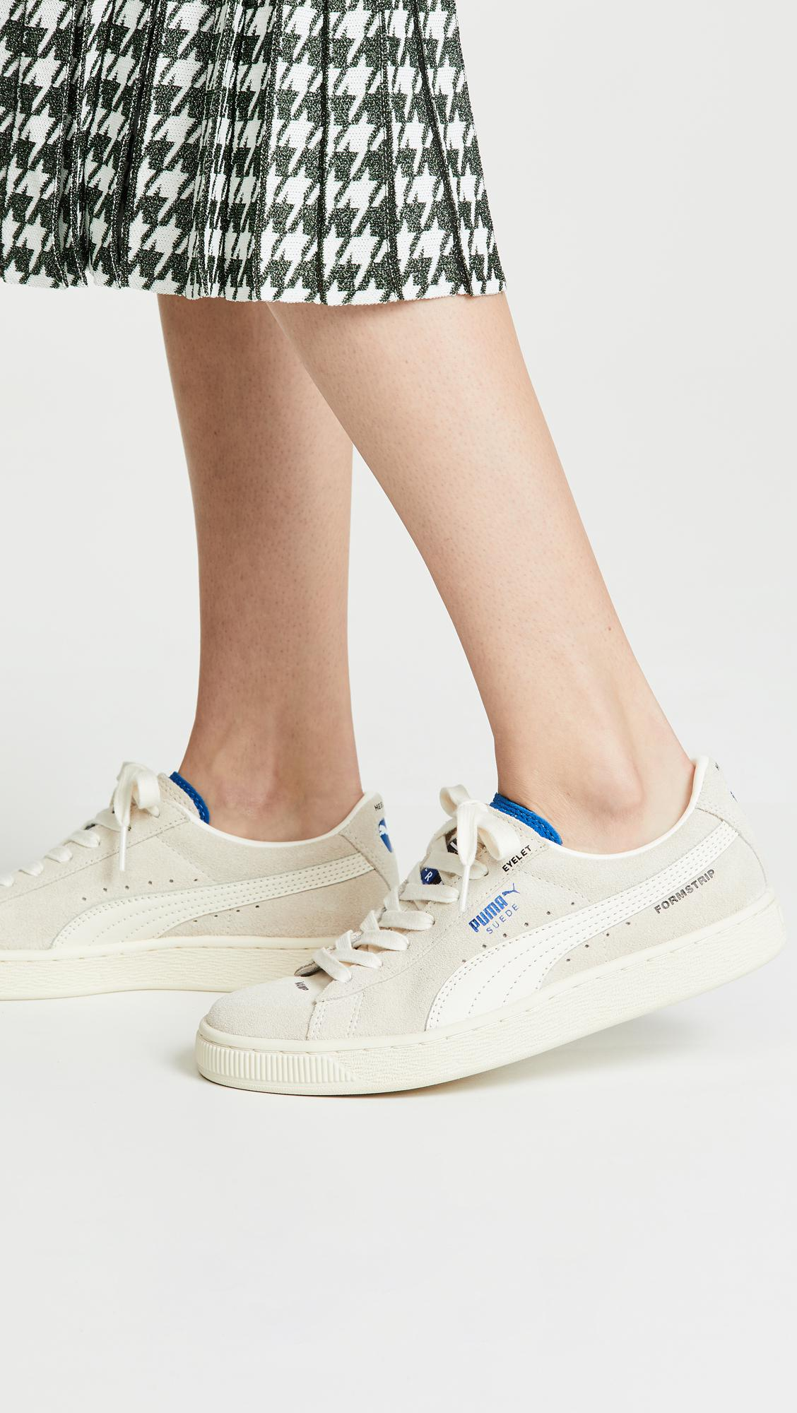 db44b55f06ed Lyst - PUMA X Ader Error Sneakers in White