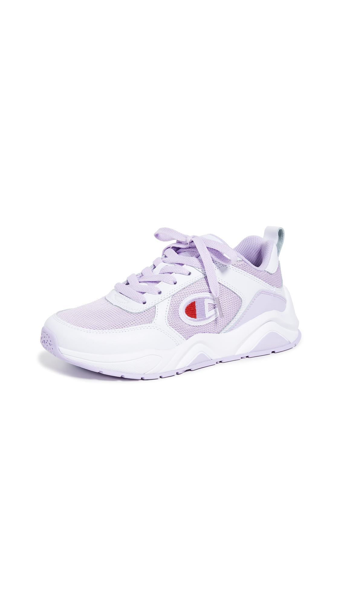 eb3a3062c604b Lyst - Champion Eighteen Mono Block Sneakers in White