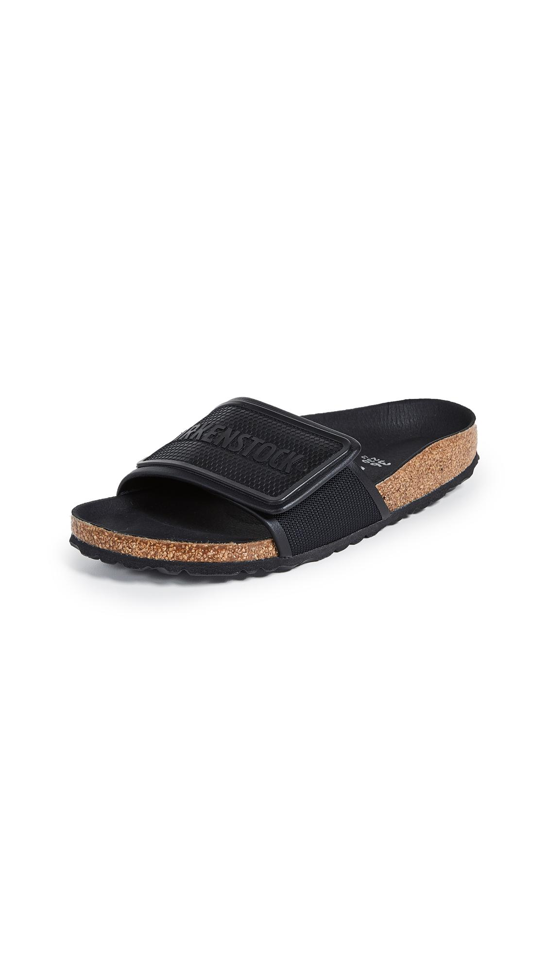 fc1a8e31ac0 Birkenstock - Black Tema Sandals - Lyst. View fullscreen