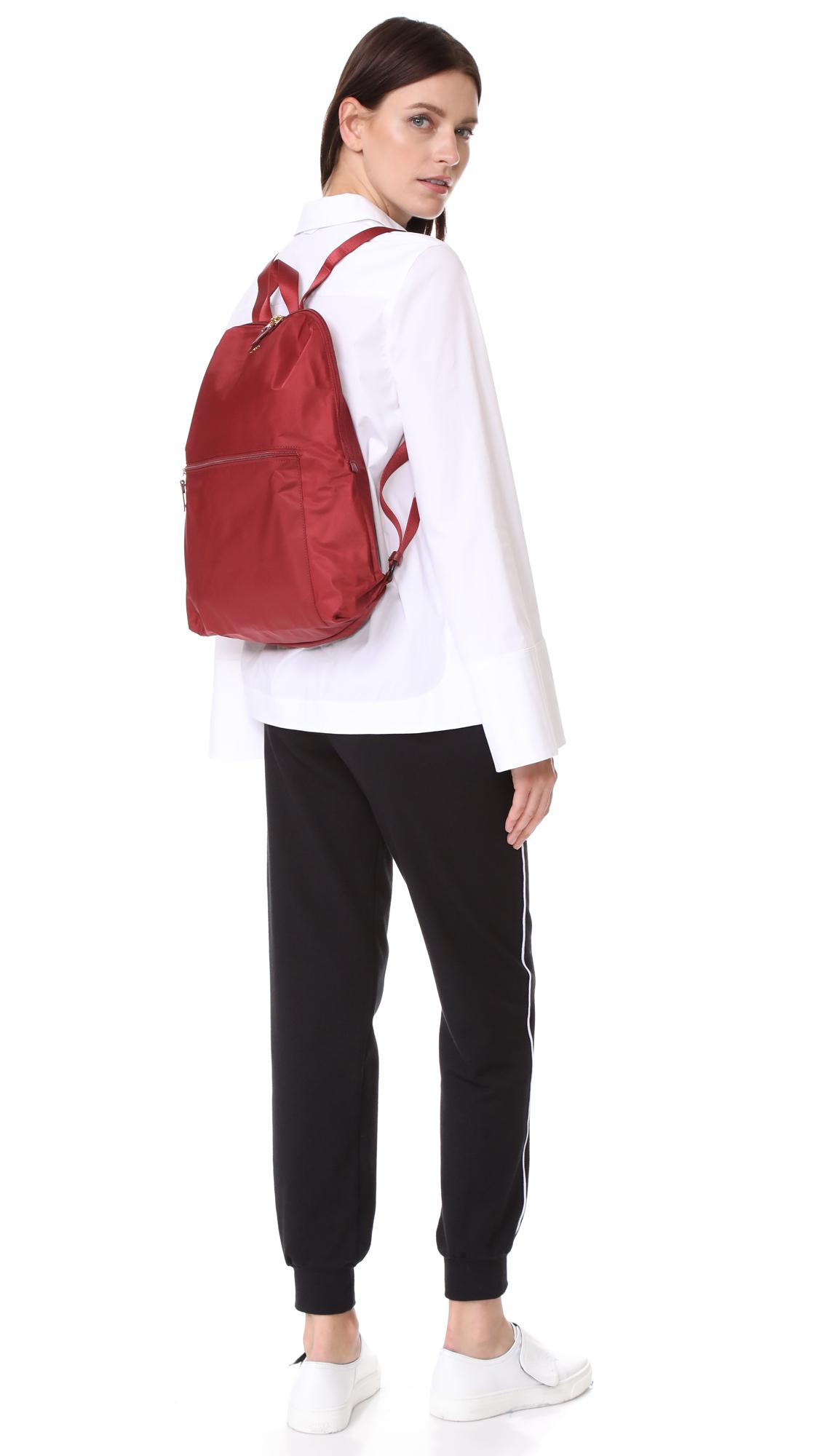 4bfcb527d4 Tumi Just In Case Backpack in Red - Lyst