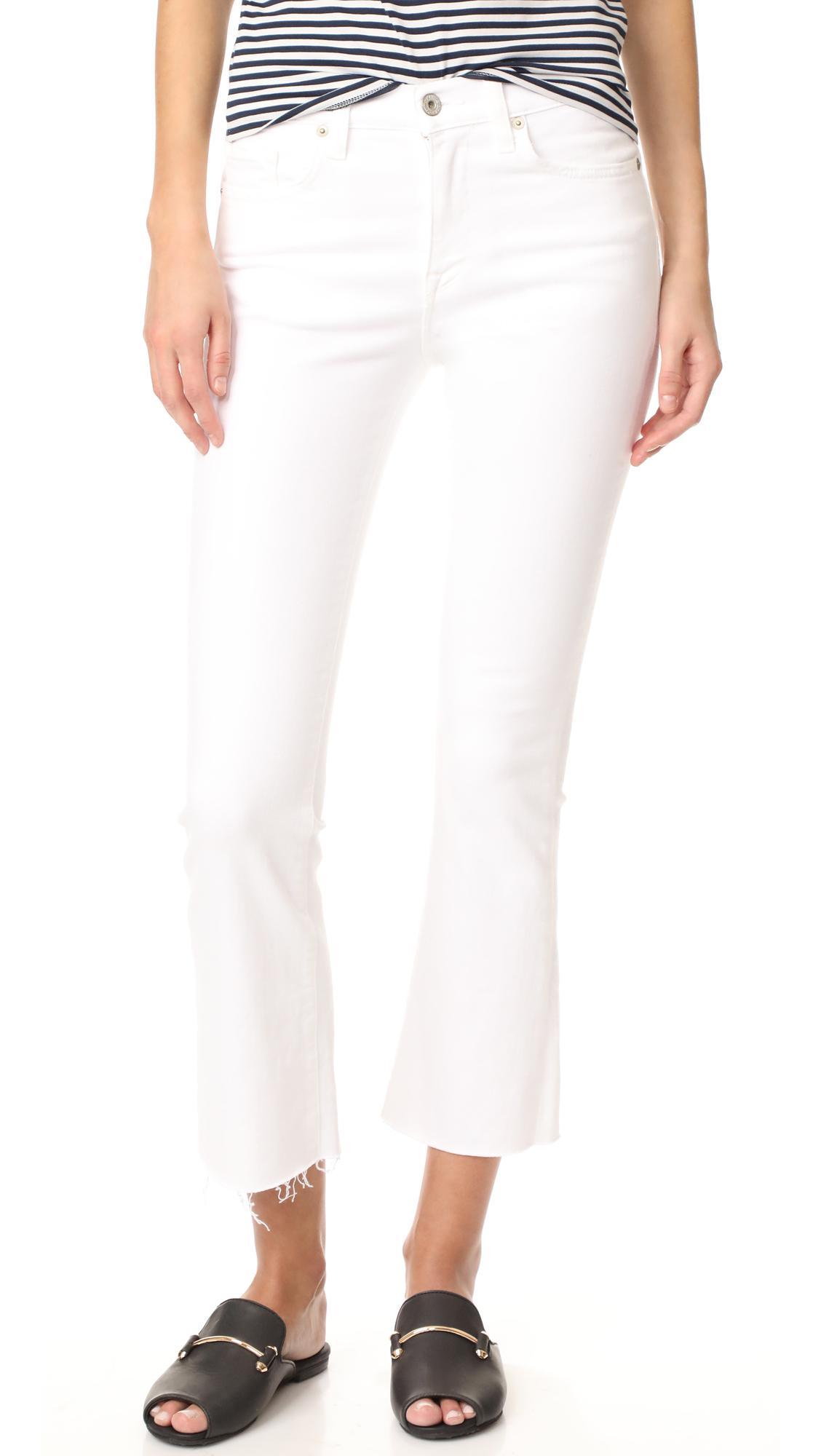 Recommend Buy Cheap Footlocker Womens Maxwell Crop Flared Jeans Baldwin Prices Cheap Price 100% Original Online ZUz3Vnf