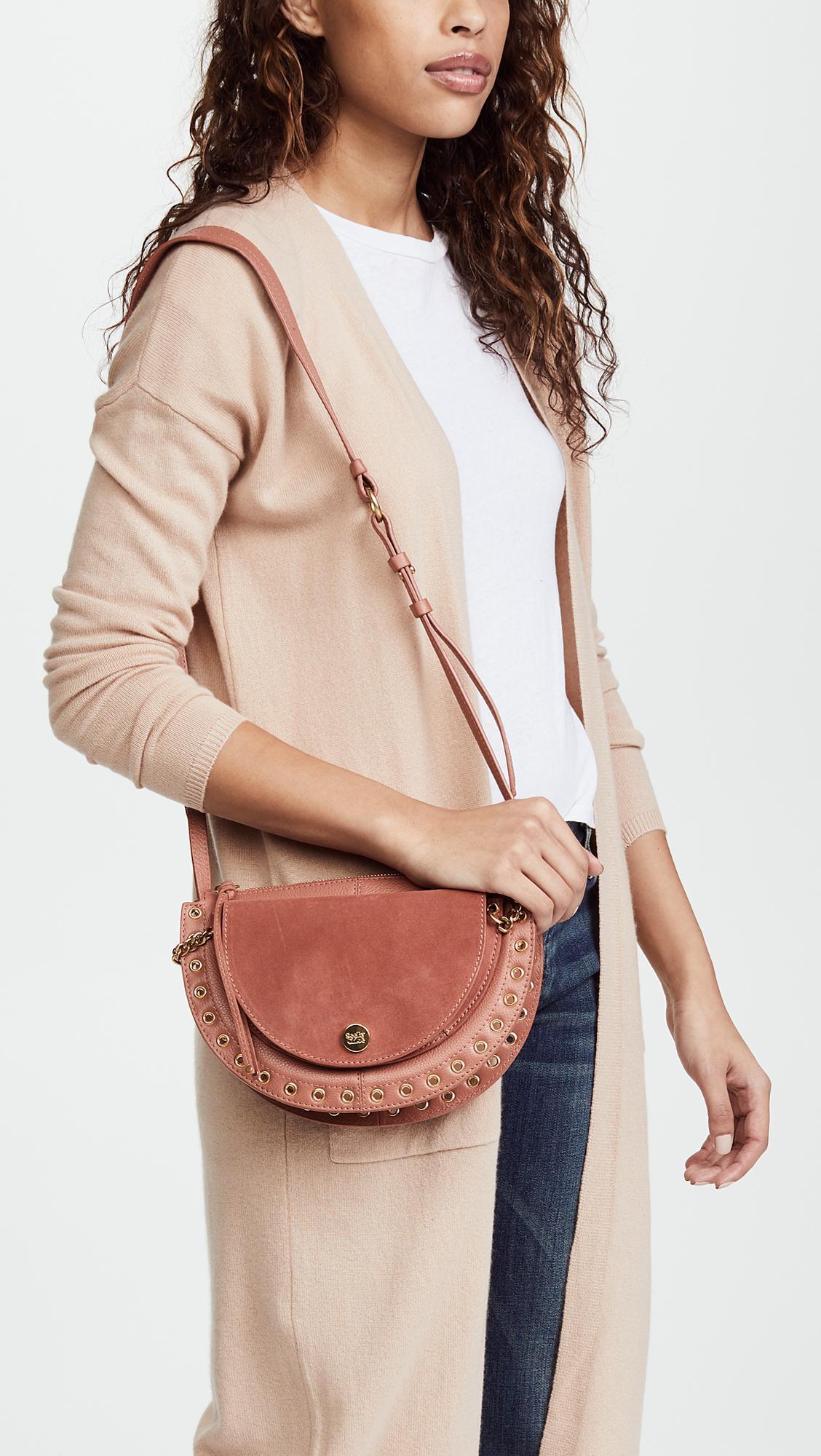 93e0a85ffc See By Chloé Kriss Medium Shoulder Bag - Lyst