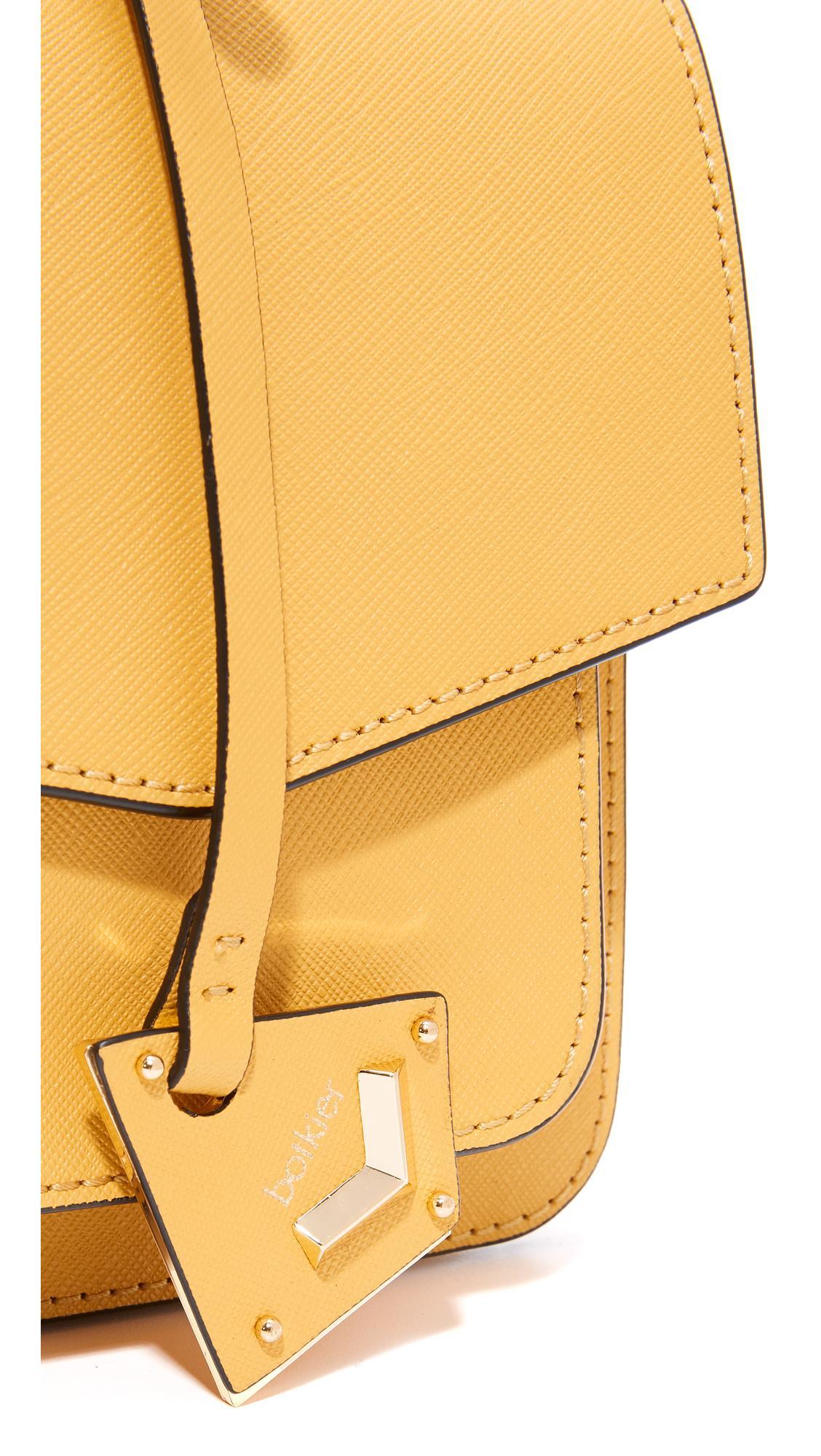 lyst botkier cobble hill mini top handle bag. Black Bedroom Furniture Sets. Home Design Ideas