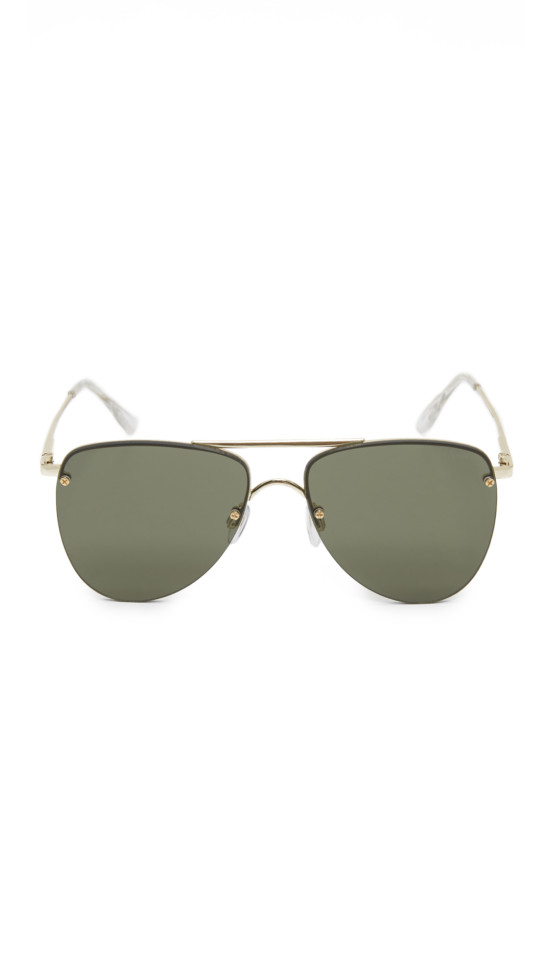 Lyst Le Specs The Prince Sunglasses