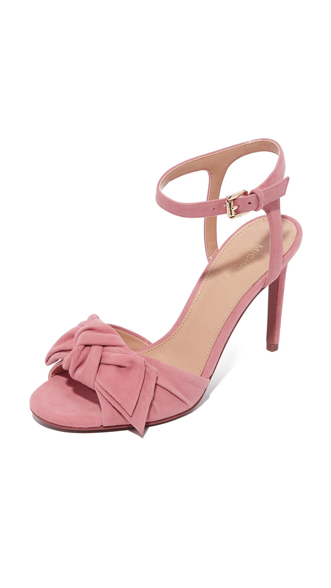 76c0358a700 Lyst - Michael Michael Kors Willa Sandals in Pink