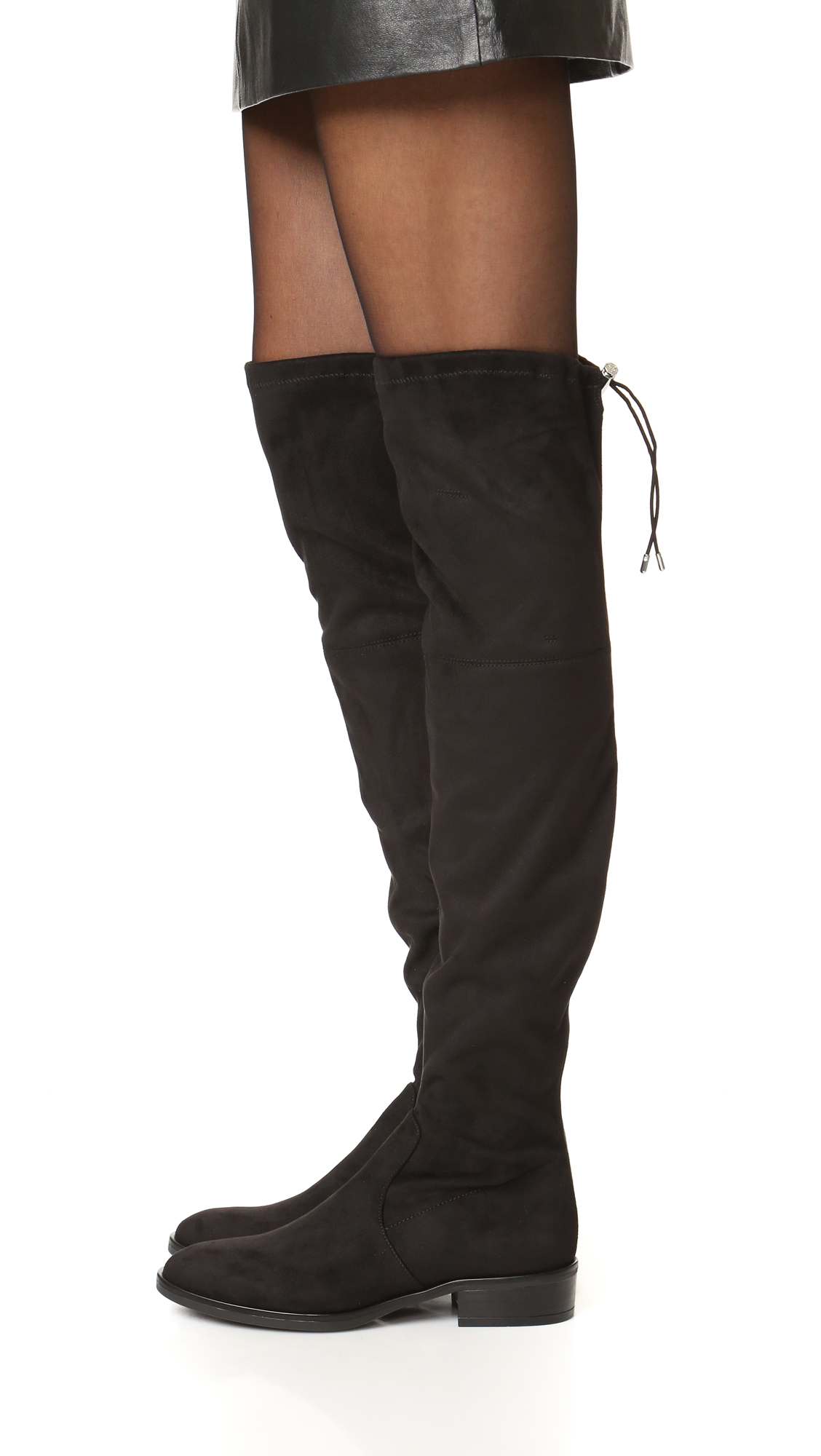 d3f00ca8031 Lyst - Sam Edelman Paloma Over The Knee Boots in Black